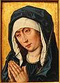 Mater Dolorosa by Aelbrecht Bouts, mid 1490s - Fogg Art Museum - DSC02366.JPG