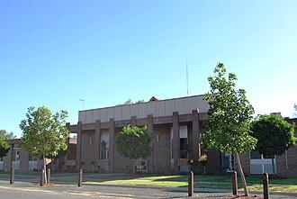 Murray Shire - Shire office at Mathoura.