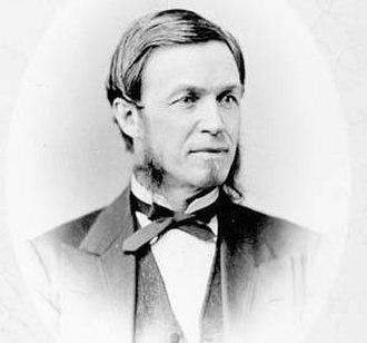 Ontario general election, 1875 - Image: Matthew Crooks Cameron 23