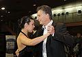Mauricio Macri felicitó a las parejas ganadoras del Campeonato Mundial de Tango 2012 (7945796716).jpg