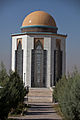 Mausoleum of Mirwais Sadiq Khan in 2009.jpg