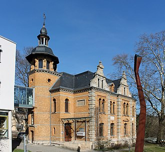 Max Planck Institute for the Science of Human History - Image: Max Planck Institut Jena 2014