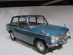 Mazda 323 wikipedia la enciclopedia libre un automvil mazda 323 familia mk 1 en japn modelo 1963 en thecheapjerseys Images
