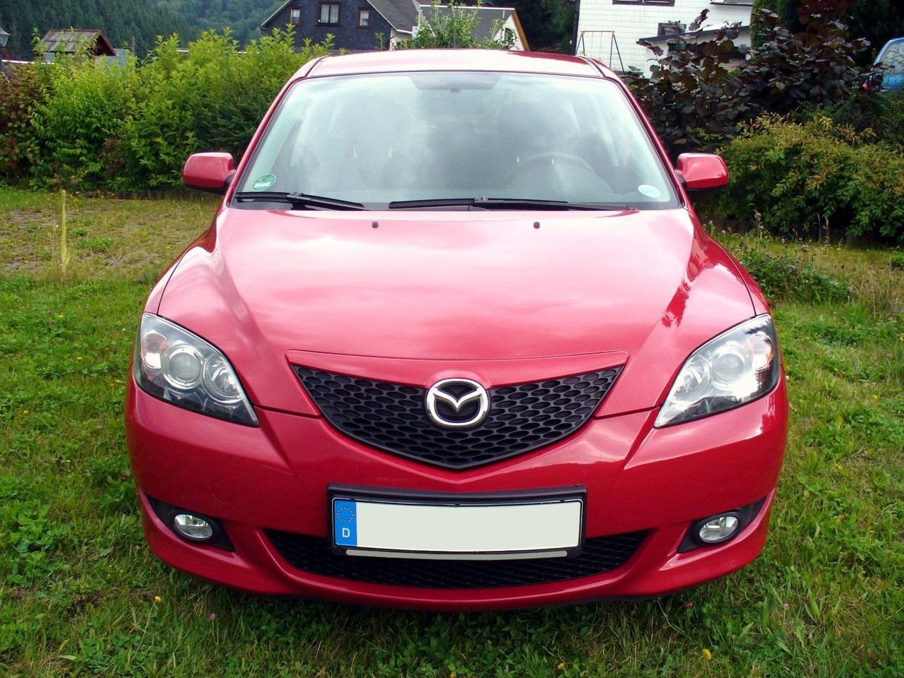 file mazda 3 sport 1 6 mzr exclusive tornadorot front jpg wikimedia commons. Black Bedroom Furniture Sets. Home Design Ideas