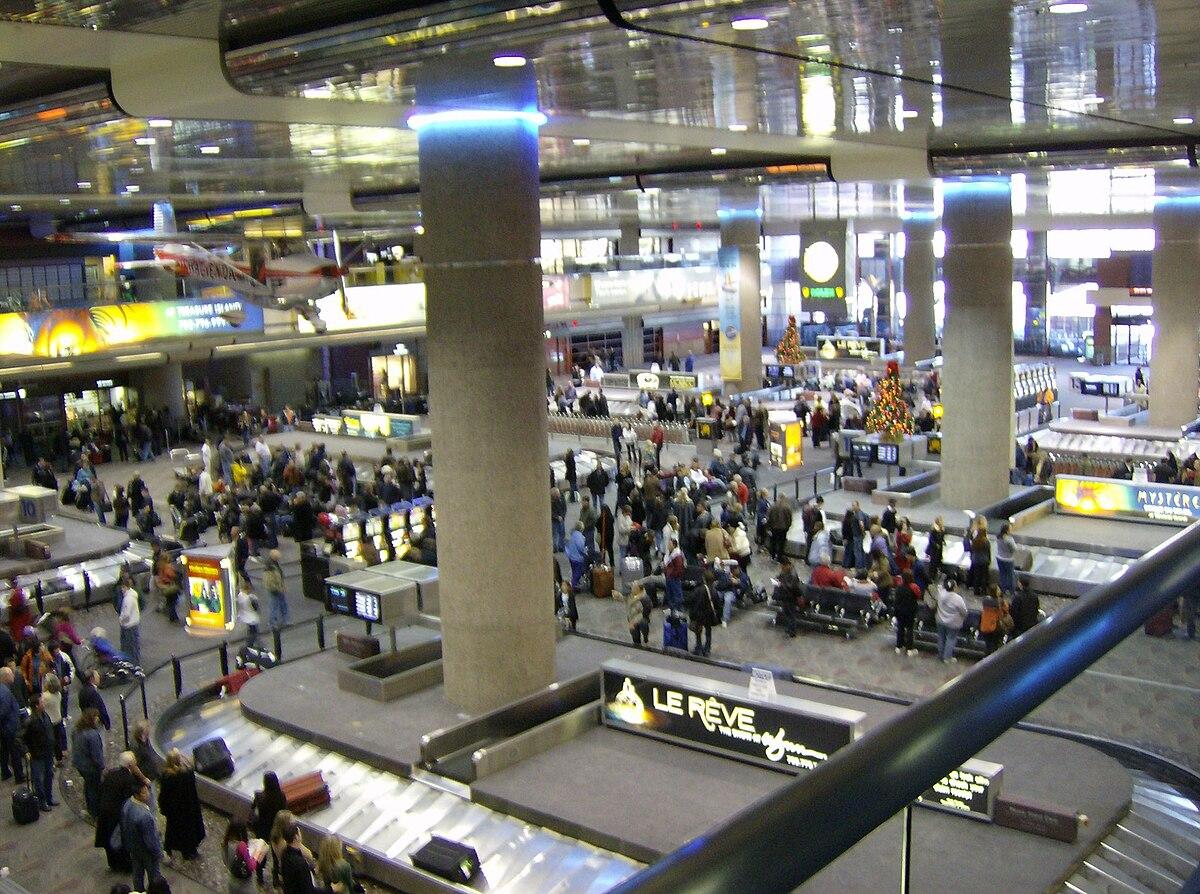 Las Airport