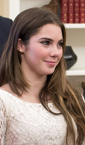 McKayla Maroney - Maroney during a November 2012 visit to the White House