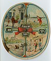 Mechanical calendar issued by New Jersey electrician Romaine Mace, 1883 (8903197009).jpg