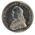 Medalj med Gustaf Bonde i profil - Skoklosters slott - 99370.tif