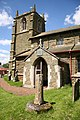 Medieval cross base - geograph.org.uk - 515649.jpg