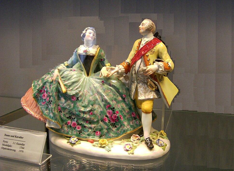 Meissen-Porcelain-Dancers