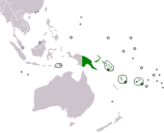 Melanesian Spearhead Group intergovernmental organization composed of four Melanesian states
