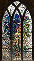 Melton Mowbray, St Mary's church, Window (45628488232).jpg