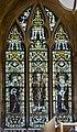 Melton Mowbray, St Mary's church, window (44959734344).jpg