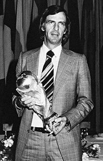 César Luis Menotti Argentine footballer and manager