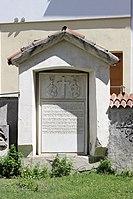 Meran Maria Trost Grabplatte Franz Tappeiner.jpg