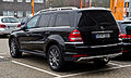 Mercedes-Benz GL 350 CDI 4MATIC BlueEFFICIENCY Grand Edition (X 164, Facelift) – Heckansicht, 17. März 2012, Ratingen.jpg
