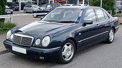 Mercedes-Benz W210 front 20080809.jpg