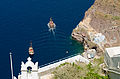 Mesa Gialos - old harbour of Fira - Santorini - Greece - 02.jpg