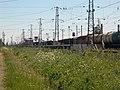 Metallurg railway station. img 011.jpg