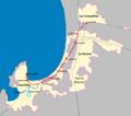 Metrotren Coquimbo propuesta 2008.png