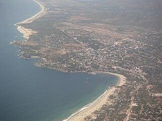 Puerto Escondido, Oaxaca City in Oaxaca, Mexico
