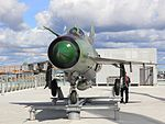 MiG-21bis (MG-130) Verkkokauppa 05.JPG