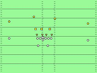 Miami 4–3 defense Defensive formation in American football made famous by coach Jimmy Johnson