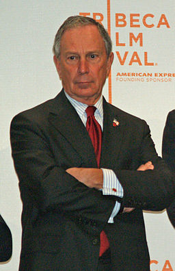 Michael Bloomberg 5 by David Shankbone