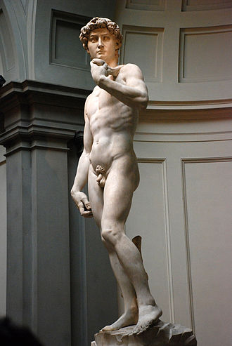 David (Michelangelo) - David Galleria dell'Accademia.