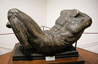 Michelangelo, modello per una divinità fluviale 02.JPG