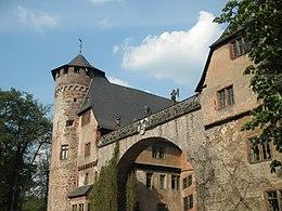 Schloss Fürstenau (Michelstadt) - Wikipedia