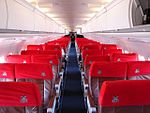 Midwest Airlines MD-81 Interior (2930792666).jpg