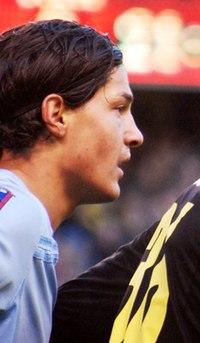 Miiko Albornoz con el Malmö FF.jpg