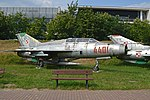 Mikoyan-Gurevich MiG-21US '4401' (19148706228).jpg