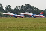 Mikoyan-Gurevich MiG-29S '29 blue' & '30 blue' (36709390033).jpg