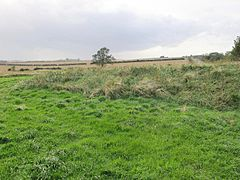 The site of Milecastle 15