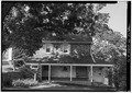 Mill Grove, House, Pawling Road, Audubon, Montgomery County, PA HABS PA,46-AUD,1A-5.tif