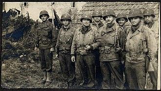 115th Infantry Regiment (United States) - Image: Millholland photo 31miller