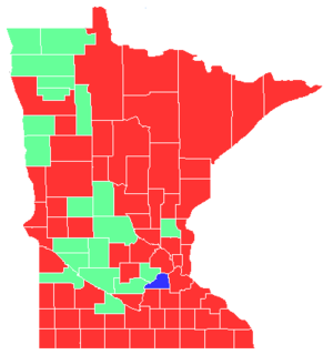 Minnesota gubernatorial election, 1918 - Image: Minnesota Governor 1918