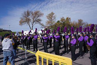 Minnesota State University Marching Band - Image: Minnesota State University Marching Band