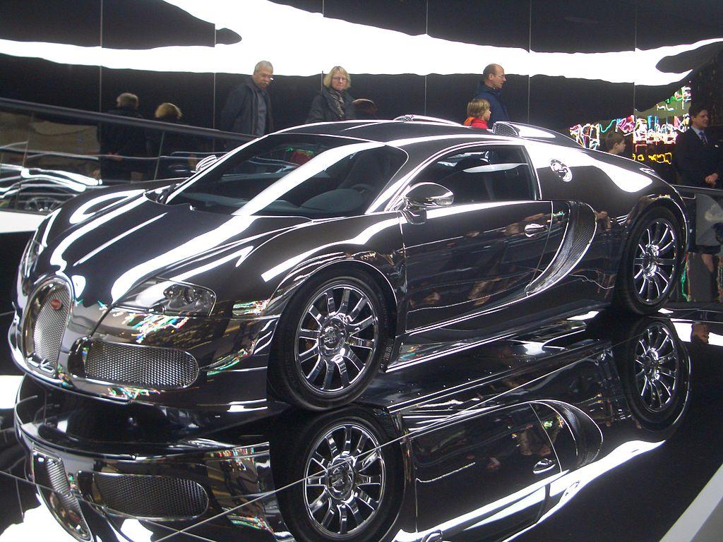 Mirror Chrome Paint Rc Car
