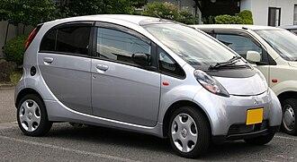 Mitsubishi i - Image: Mitsubishi i