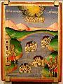 Mlado Nagorichane St George Church Veno Kostov 40 Martyrs Icon 1860-s.jpg