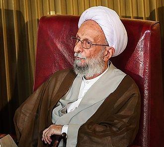 Mohammad-Taqi Mesbah-Yazdi - Mesbah Yazdi in Assembly of Experts, 2014