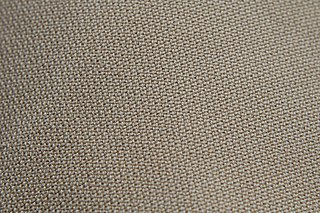 heavy, strong, napped or sheared cotton fabric with a suede-like finish