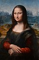 "Mona Lisa restored colour, based on ""Prado Copy"" painted by apprentice alongside Leonardo.jpg"