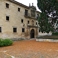 Monasterio de Santo Domingo de Silos (Burgos). Entrada.jpg