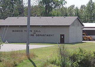 Monico, Wisconsin Town in Wisconsin, United States