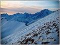 Monte Bianco-barlume crepuscolare.jpg