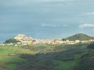 Monteverde, Campania Comune in Campania, Italy